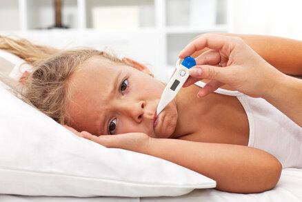 Jak uchránit děti před chřipkou? Seďte doma nebo běžte do lesa!