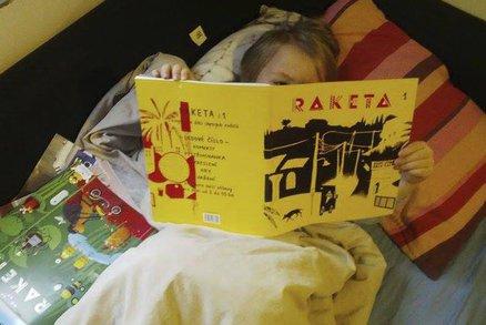 Časopisy pro malé děti. Který čtete vy?
