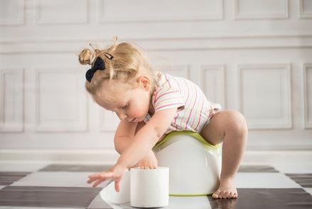 Jak naučit dítě na nočník za tři dny? Zkuste tuhle metodu!