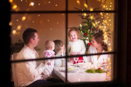 7 tipů, jak přežít i po rozvodu Vánoce s dětmi v pohodě