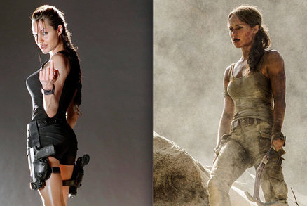 Nová Lara Croft: Angelinu vystřídala mladá Alicia Vikander