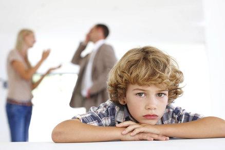 Co děti  nejvíc nesnášejí, když se jejich rodiče rozvádějí? Na tohle si dejte pozor!