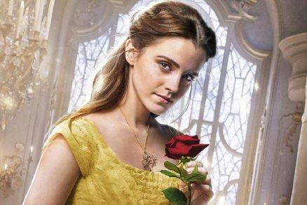 Učešte se jako Emma Watson ve filmu Kráska a zvíře! Zvládne to každý