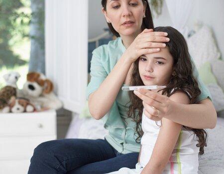 Na peníze při ošetřovaní dítěte máte nárok jen do 10 let jeho věku
