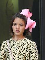 Suri Cruise, Alexander Pljuščenko, Harper Beckham a další dětské módní ikony, které udávají trendy