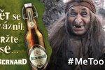 Jeho pivo mi chutnalo, ale už ho nějaký čas nepiju. A zatím rozhodně nezačnu. Vadí mi jeho sexistické reklamy, přijdou mi takové hospodsky ulepené. Ta nejnovější, kterou se naváží do kampaně #metoo mě přímo namíchla.