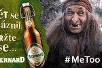 Jeho pivo mi chutnalo, ale už ho nějaký čas nepiju. A zatím rozhodně nezačnu. Vadí mi jeho sexistické reklamy, přijdou mi takové hospodsky ulepené. Ta nejnovější, kterou se naváží do kampaně #metoo, mě přímo namíchla.