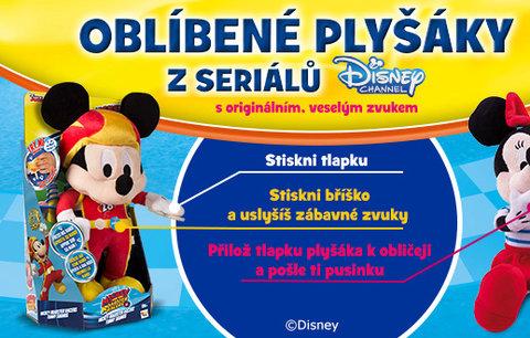 Disneyovské kouzlo!