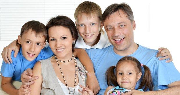 Rodiče, kteří spolu vychovávají děti z více vztahů, se kvůli nim mohou snadno dostat do sporů