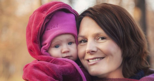 Dcera Kristýny Přibylové dokáže chodit na nočník už od sedmi měsíců