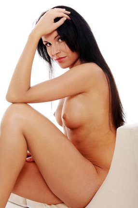 Sexy Adriana s vtípkem