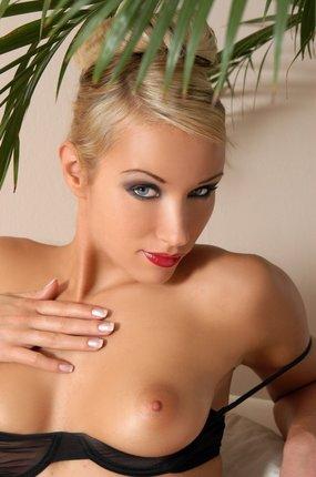 Sexy Jana s vtípkem