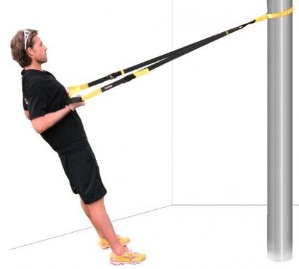 Při posilování s tímto závěsným systémem využíváte váhu vlastního těla. Tenhle trik už znali římští legionáři...
