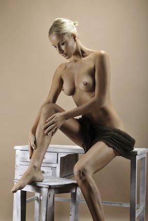 Sexy Mína s vtípkem