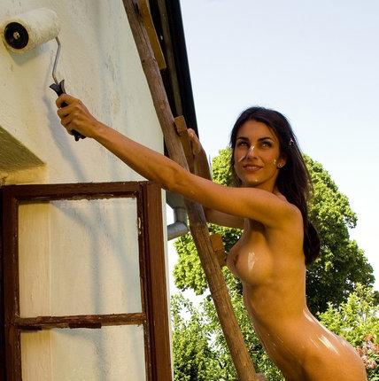 Sexy Pavlína s vtípkem