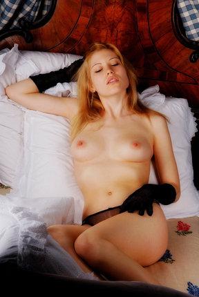 Sexy Anežka s vtípkem