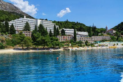 Hotel Nimfa, Živogošče