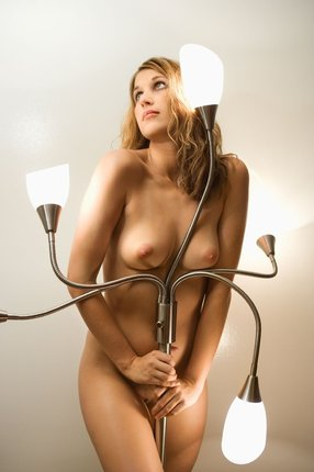 Sexy Anděla s vtípkem