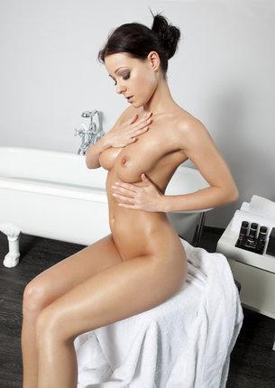 Sexy Naděžda s vtípkem