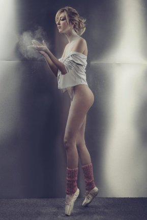 Vtípek se sexy tanečnicí Věrou