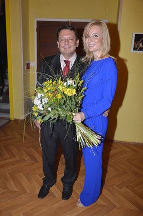 Jiří a Petra Paroubkovi