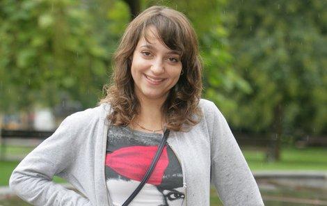 Herečka Petra Horváthová si svoji seriálovou Vendy užívá. Na rozdíl od ní je prý Vendy ale mnohem vzpurnější.
