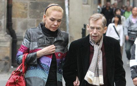 Dagmar Havlová byla Václavovi životní oporou.