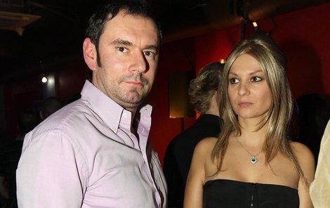 Emanuele Ridi s manželkou.