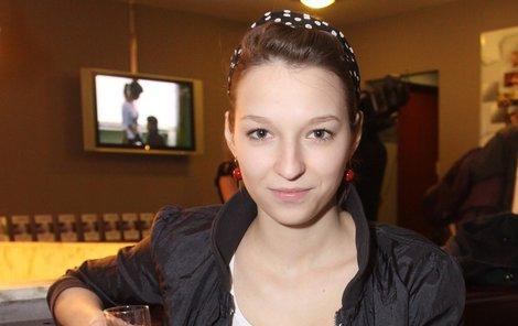 Berenika Kohoutová je velmi odvážná.