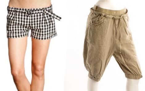 Elegantní i sportovní šortky teď pořídíte za skvělé ceny