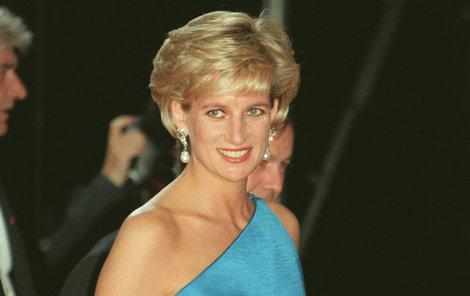 Princezna Diana (†36)