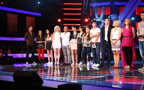 Hlas ČS opustili čtyři finalisté