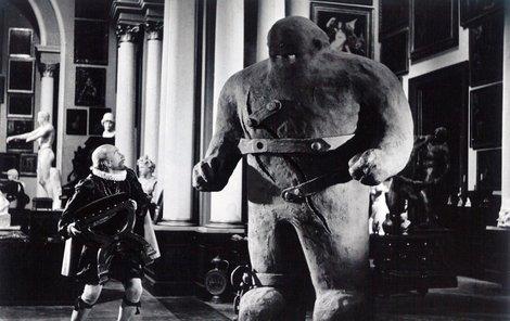 Golem vešel do dějin českého filmu