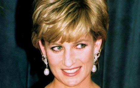 Princezna Diana!