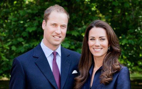 William a Kate chtějí dítě.