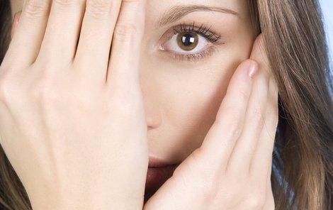 Co o nás prozradí oči?