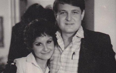 Jitka Zelenková a její osudový muž Ladislav Štaidl