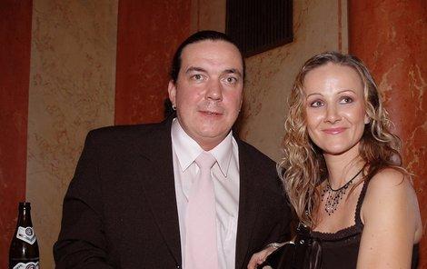 Richard Genzer s Lindou Finkovou.