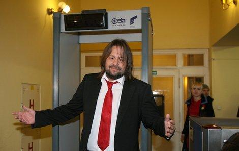 Jiří Pomeje chce na Hrad!