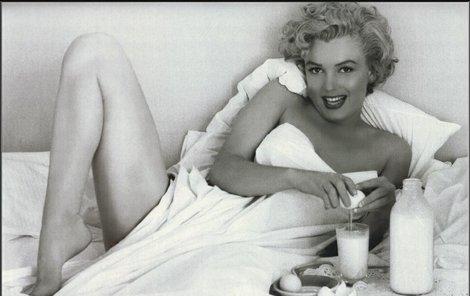 Marilyn Monroe byla největším sexsymbolem Ameriky 60. let.