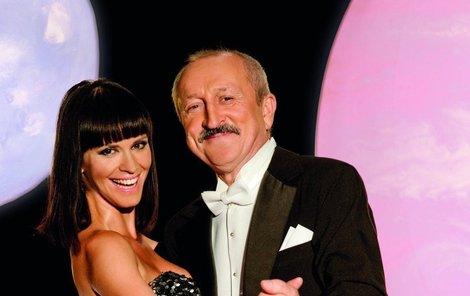 Oldřich Navrátil (59) se brzy objeví i v taneční show StarDance.