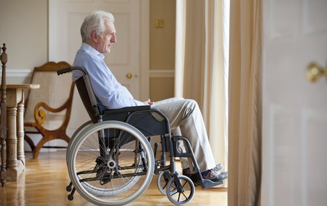 Z nesmyslného požadavku byl naštvaný invalida i lékař.