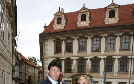 Jaromír Jágr a Inna už nejsou pár.