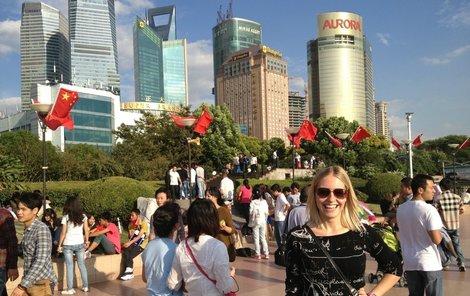 Mista v Číně