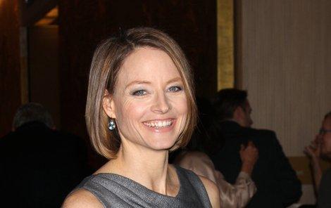 2012 Jodie Foster v gala