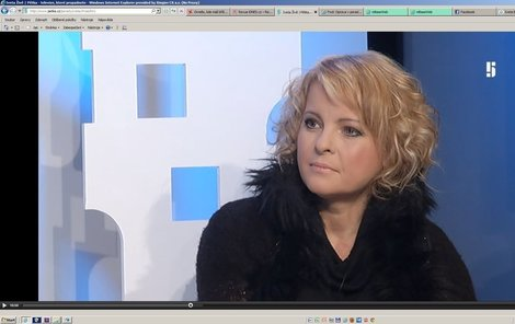 nevděčná Iveta Bartošová