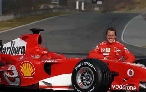 Ferrari 248 F1 dostal v roce 2008.
