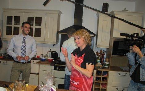 Iveta Bartošová se do nové kuchyně zamilovala, bude ji vracet?