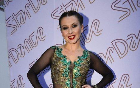 Dana Morávková ve StarDance