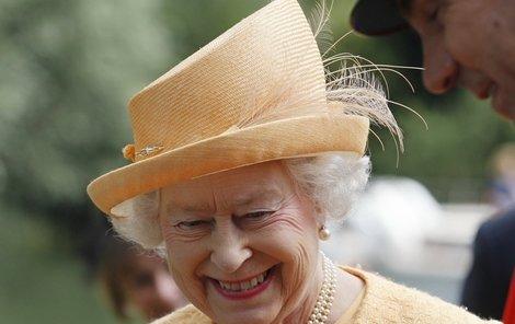 Královna má pro zvířata slabost